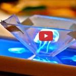 Tutorial : diffuser des hologrammes avec son smartphone