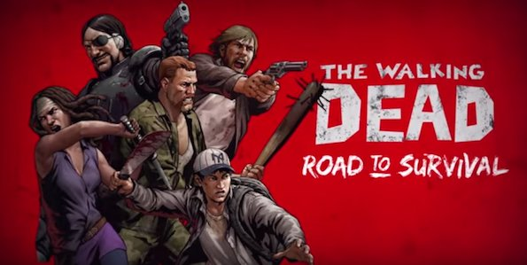 The Walking Dead : Road to Survival