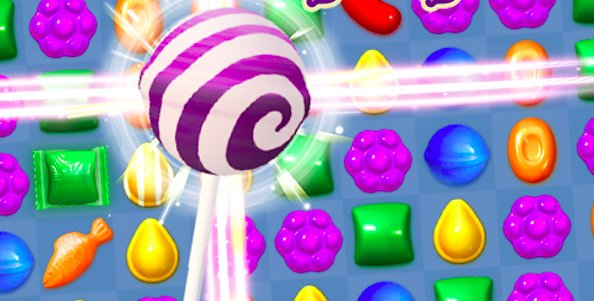 Candy Crush Saga / King / All Rights Reserved