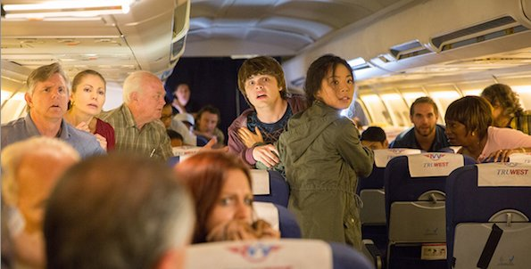 Web série Fear The Walking Dead : Flight 462