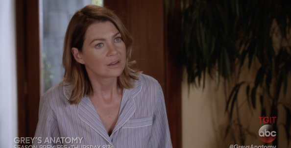 Grey's Anatomy 12 épisode 1