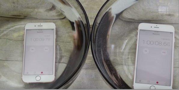 Un iPhone 6S étanche