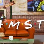 VIDEO : la parodie de Friends par des hamsters