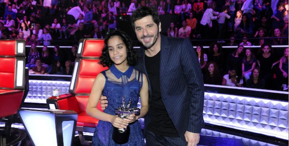 Jane de The Voice Kids