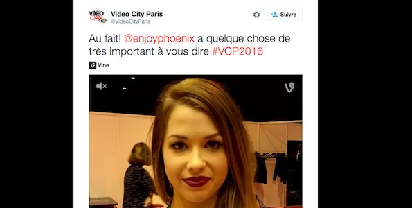 EnjoyPhoenix à Video City