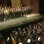 VIDEO : La Marseillaise chantée à l'Opéra de New-York