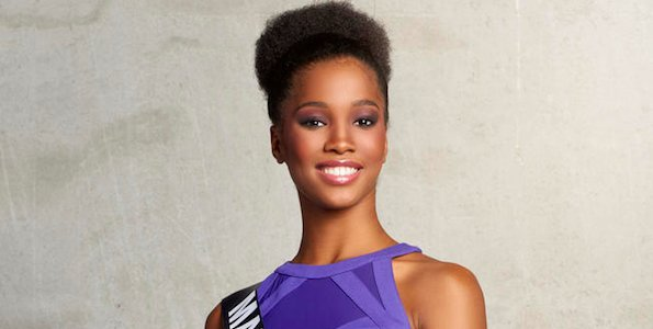 Miss Martinique 2015 : Morgane Edvige