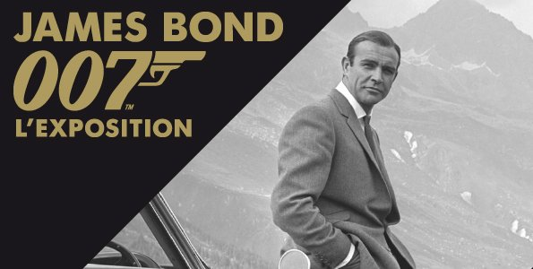James Bond à Paris