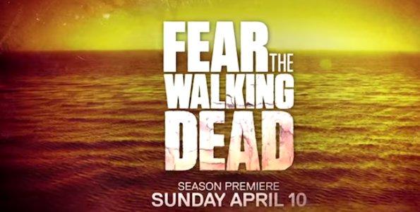 Fear The Walking Dead saison 2 arrive