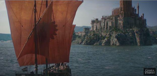 Game of Thrones saison 6 : la BA