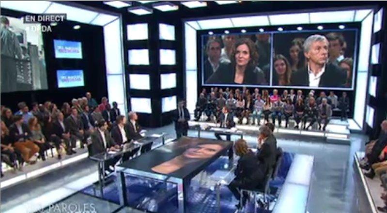 France 2 avec Des paroles et des actes