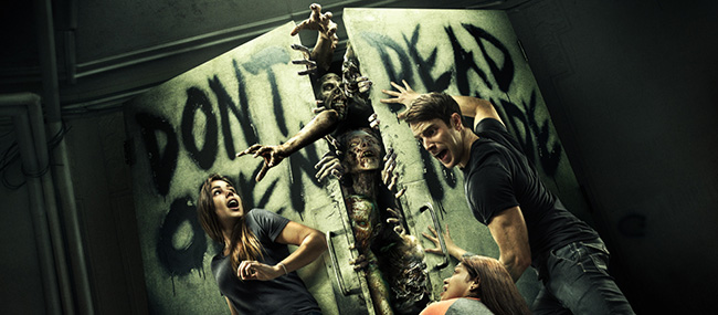 Attraction The Walking Dead