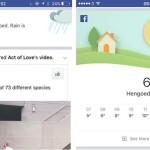 Facebook se lance désormais dans… la météo !