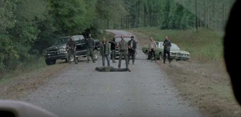 final The Walking Dead saison 6 sur AMC