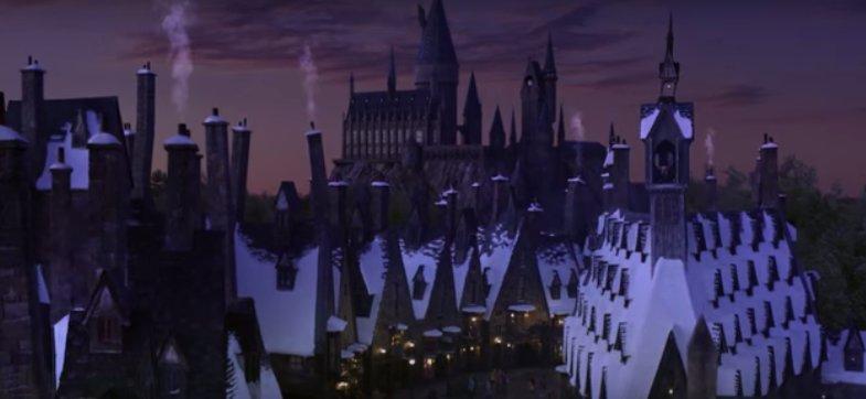 Parc Harry Potter en Californie