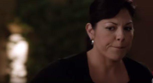 Callie dans Grey's Anatomy saison 12
