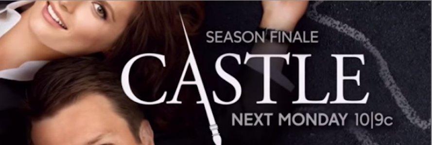 Castle saison 8 sur ABC