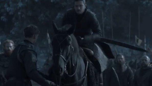 Game of Thrones saison 6  : erreur de tournage
