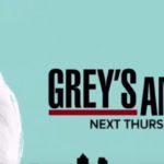 Grey's Anatomy saison 13 : la vidéo promo de l'épisode 3 qui fait le buzz