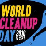 World CleanUp Day : nettoyons la planète en 1 journée !